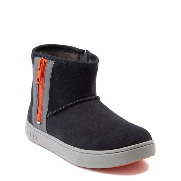 alternate view UGG® Adler Casual Shoe - Little Kid / Big Kid - True NavyALT5