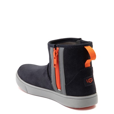 Alternate view of UGG® Adler Casual Shoe - Little Kid / Big Kid - True Navy