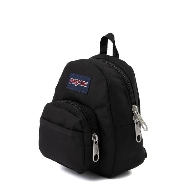alternate view JanSport Quarter Pint Mini Backpack - BlackALT2
