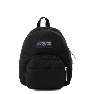 Main view of JanSport Quarter Pint Mini Backpack - Black
