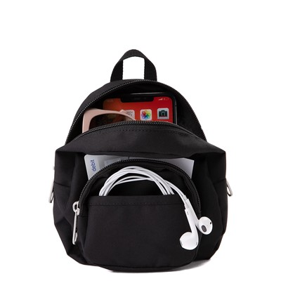 Alternate view of JanSport Quarter Pint Mini Backpack - Black