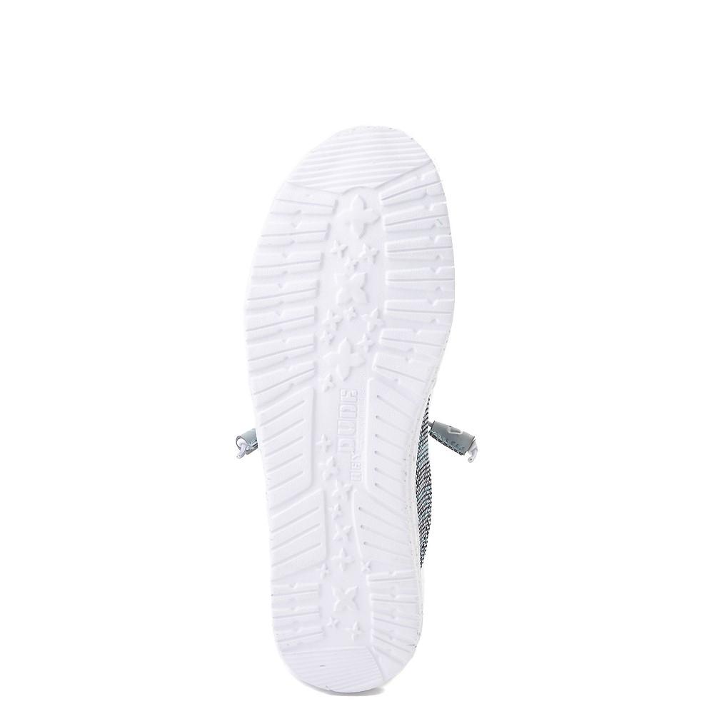 Mens Hey Dude Wally Sox Casual Shoe
