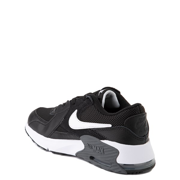 alternate view Nike Air Max Excee Athletic Shoe - Little Kid - BlackALT2