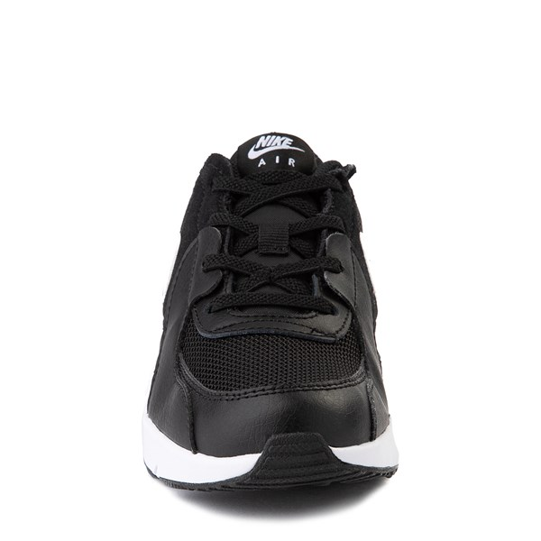 alternate view Nike Air Max Excee Athletic Shoe - Little Kid - BlackALT4