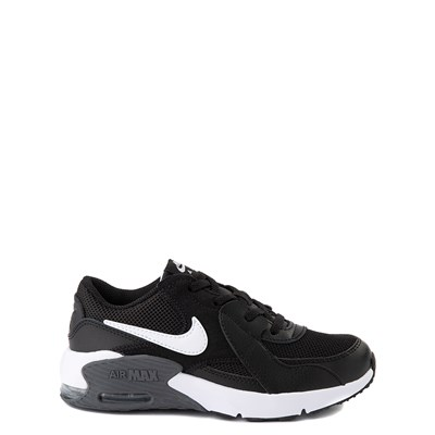Main view of Nike Air Max Excee Athletic Shoe - Little Kid - Black