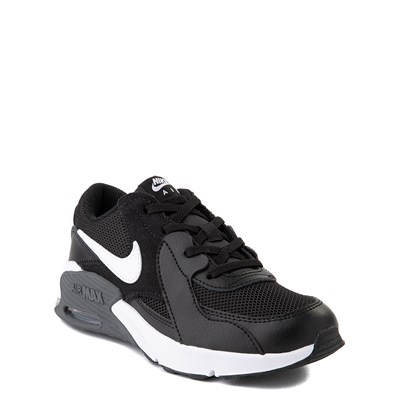 Alternate view of Nike Air Max Excee Athletic Shoe - Little Kid - Black