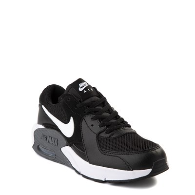 Alternate view of Nike Air Max Excee Athletic Shoe - Big Kid - Black / White