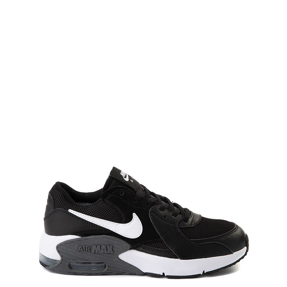 Nike Air Max Excee Athletic Shoe - Big Kid - Black / White