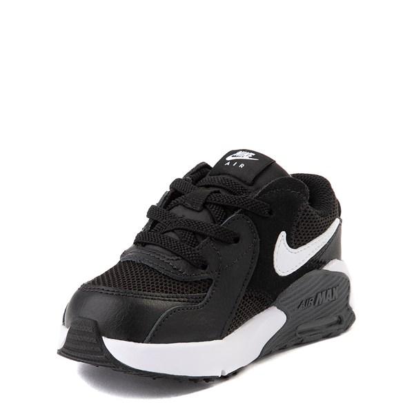 alternate view Nike Air Max Excee Athletic Shoe - Baby / Toddler - BlackALT3