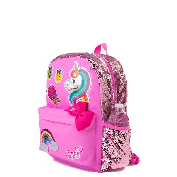 alternate view JoJo Siwa™ Sequin BackpackALT1