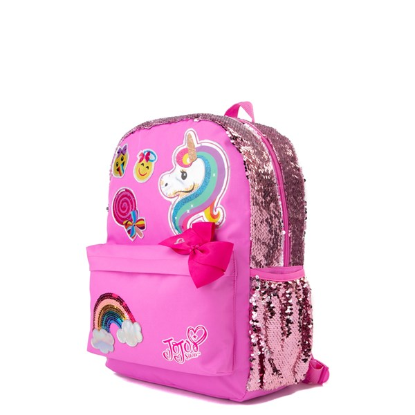 alternate view JoJo Siwa™ Sequin BackpackALT3