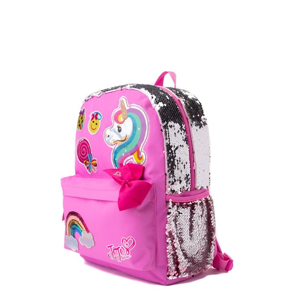 alternate view JoJo Siwa™ Sequin BackpackALT4