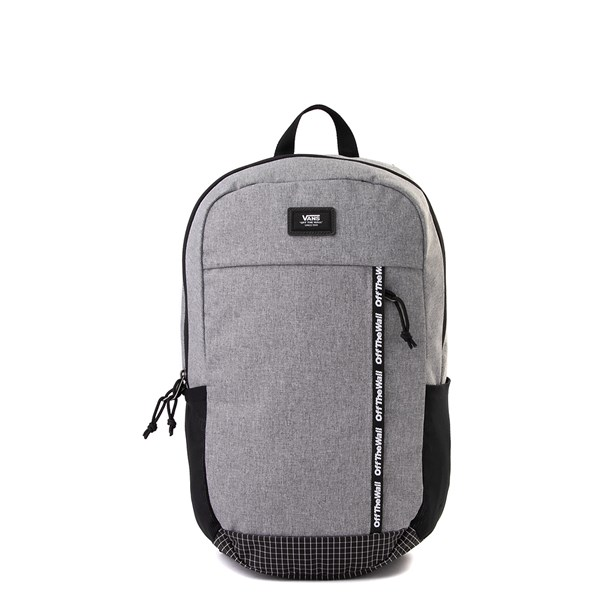 Vans Disorder Backpack - Heather Gray