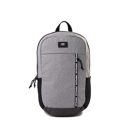 Main view of Vans Disorder Backpack - Heather Gray