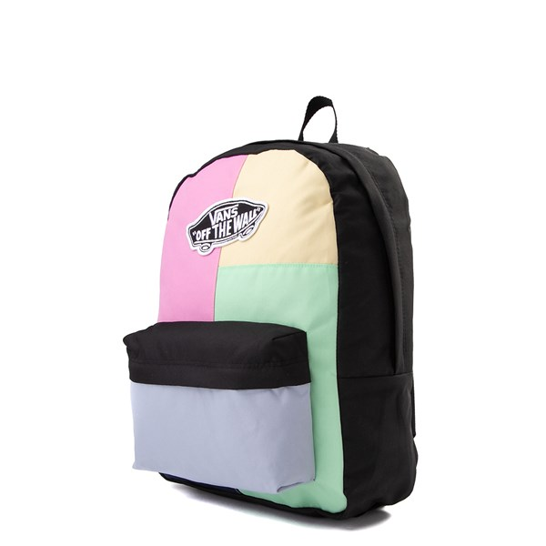 alternate view Vans Realm Pastel Checkwork Backpack - MultiALT2