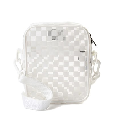 Alternate view of Vans Street Ready Crossbody Bag - Clear / White