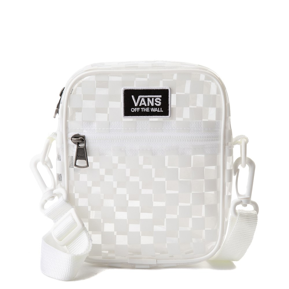 Vans Street Ready Crossbody Bag - Clear / White