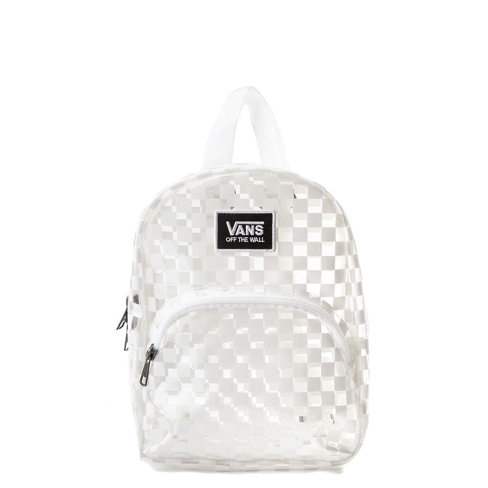 Vans Gettin' It Mini Backpack - Clear / White