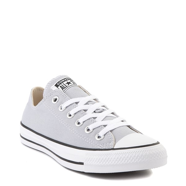 alternate view Converse Chuck Taylor All Star Lo Sneaker - Wolf GrayALT5