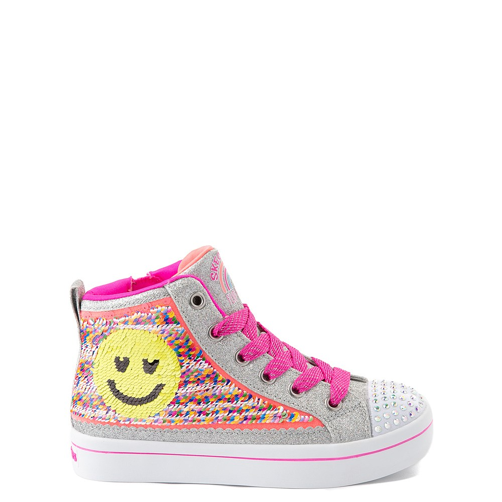 Skechers Flip-Kicks™ Happy Face Sneaker - Little Kid