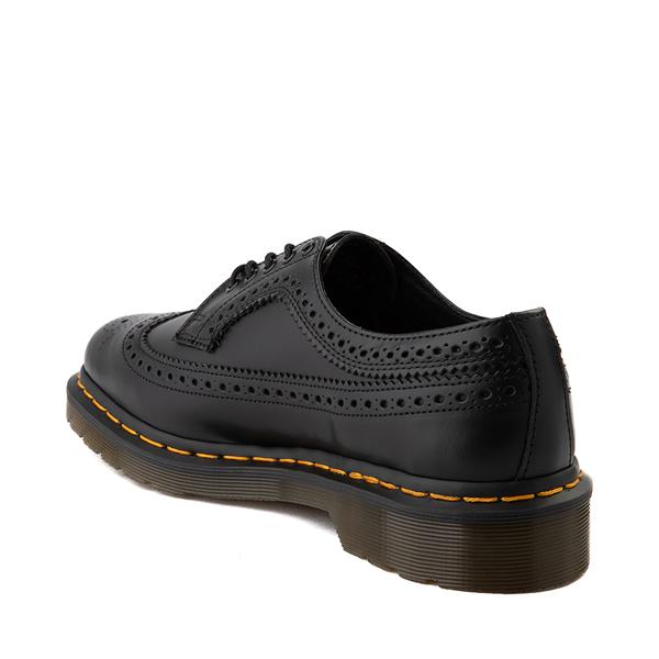 alternate view Dr. Martens 3989 Brogue Casual Shoe - BlackALT1