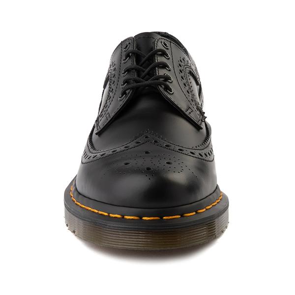 alternate view Dr. Martens 3989 Brogue Casual Shoe - BlackALT4