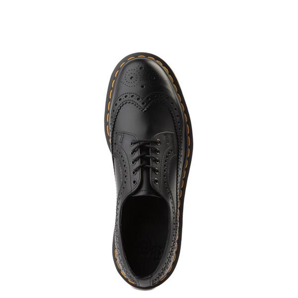 alternate view Dr. Martens 3989 Brogue Casual Shoe - BlackALT4B