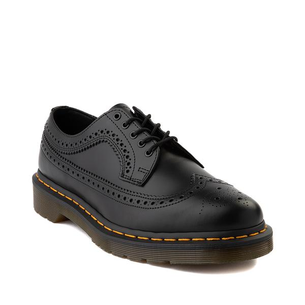 alternate view Dr. Martens 3989 Brogue Casual Shoe - BlackALT5