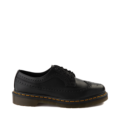 Main view of Dr. Martens 3989 Brogue Casual Shoe - Black