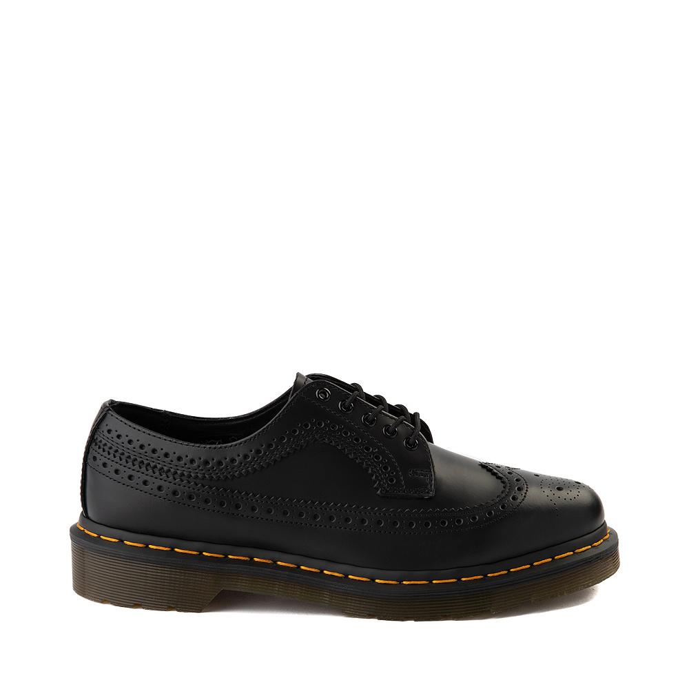 Dr. Martens 3989 Brogue Casual Shoe - Black
