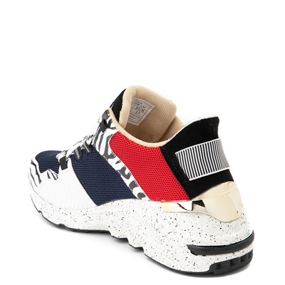 Alternate view of Womens Vlado Cleo Athletic Shoe - White / Multi