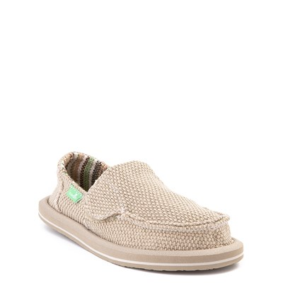 Alternate view of Sanuk Vagabond Casual Shoe - Toddler / Little Kid - Khaki