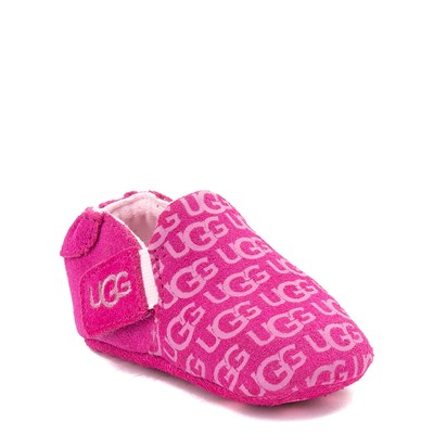 Alternate view of UGG® Roos Bootie - Baby / Toddler - Fuchsia