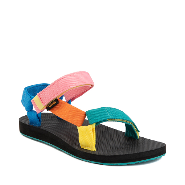 alternate view Womens Teva Original Universal Sandal - MultiALT5
