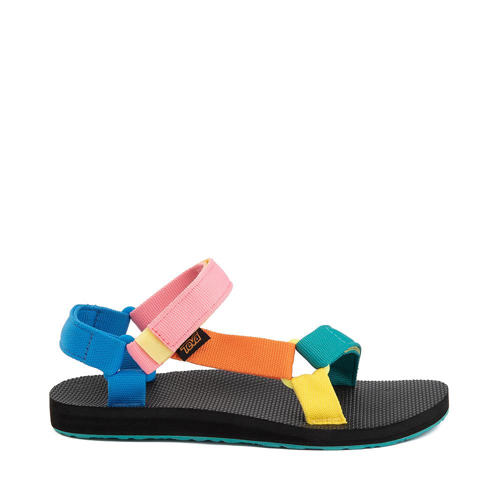 Womens Teva Original Universal Sandal - Multicolor
