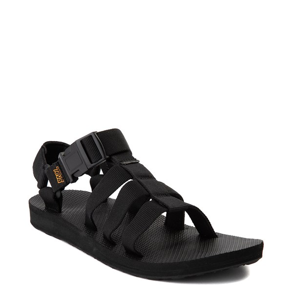 alternate view Womens Teva Original Dorado Sandal - BlackALT1