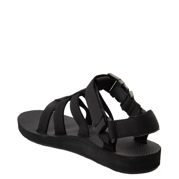 alternate view Womens Teva Original Dorado Sandal - BlackALT2