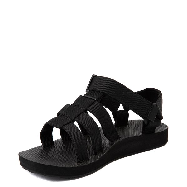 alternate view Womens Teva Original Dorado Sandal - BlackALT3