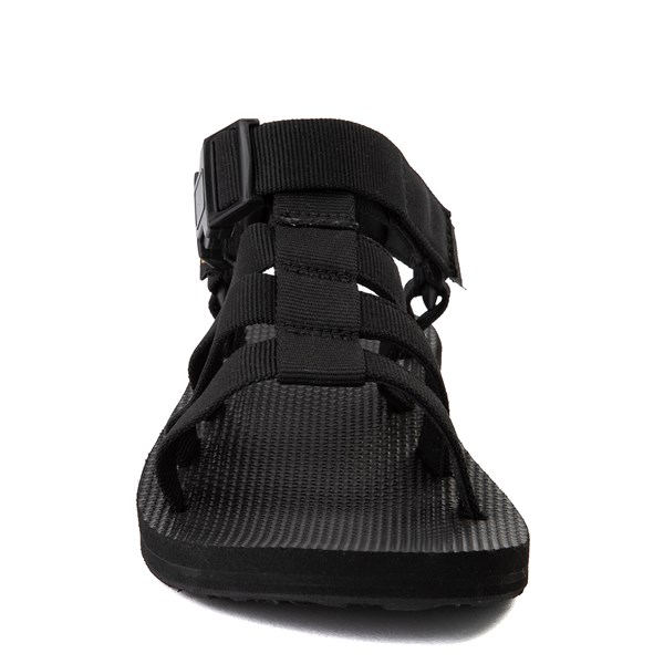 alternate view Womens Teva Original Dorado Sandal - BlackALT4