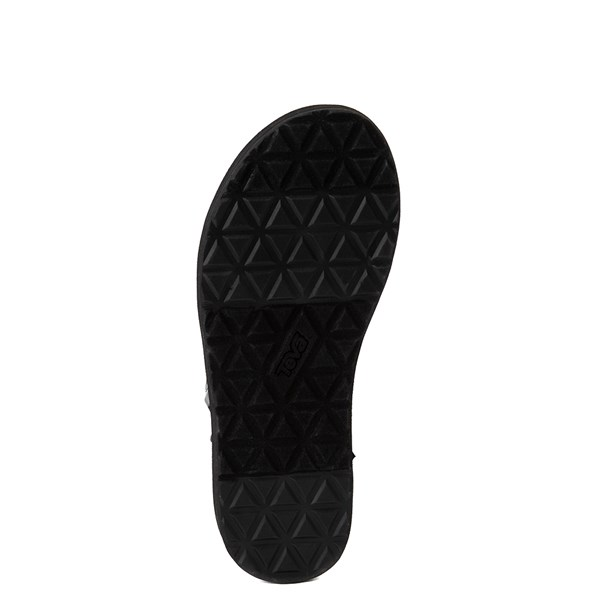 alternate view Womens Teva Original Dorado Sandal - BlackALT5