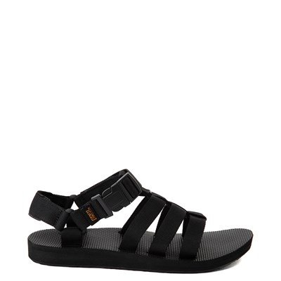 Main view of Womens Teva Original Dorado Sandal - Black