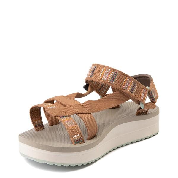alternate view Womens Teva Midform Universal Sandal - Arivaca TanALT2