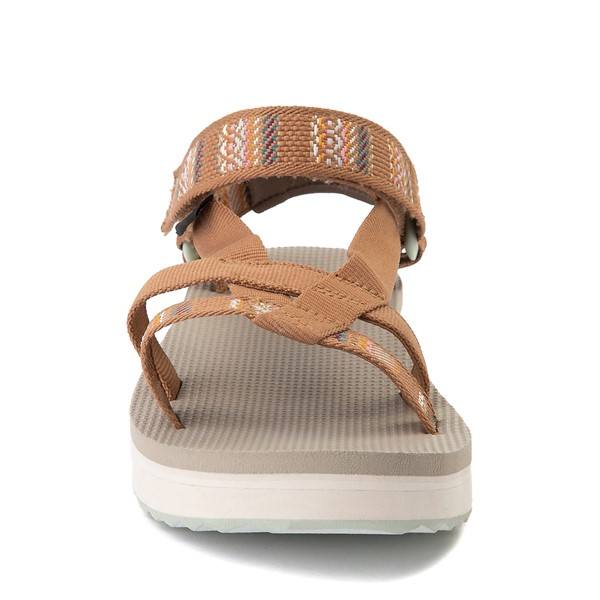 alternate view Womens Teva Midform Universal Sandal - Arivaca TanALT4