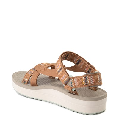 Alternate view of Womens Teva Midform Universal Sandal - Arivaca Tan