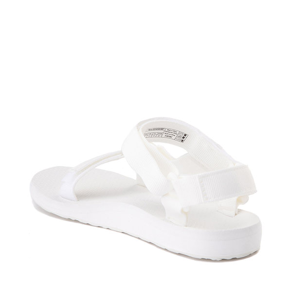 alternate view Womens Teva Original Universal Sandal - White MonochromeALT1