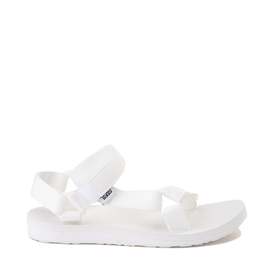 Main view of Womens Teva Original Universal Sandal - White Monochrome