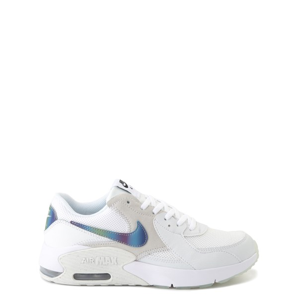 Nike Air Max Excee Athletic Shoe - Big Kid - White / Platinum