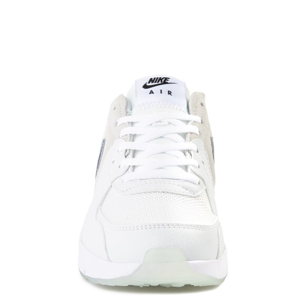 alternate view Nike Air Max Excee Athletic Shoe - Big Kid - White / PlatinumALT4
