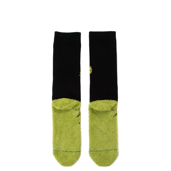 alternate view Mens Stance The Grinch Crew SocksALT1