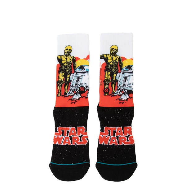 Mens Stance Star Wars Droids Crew Socks